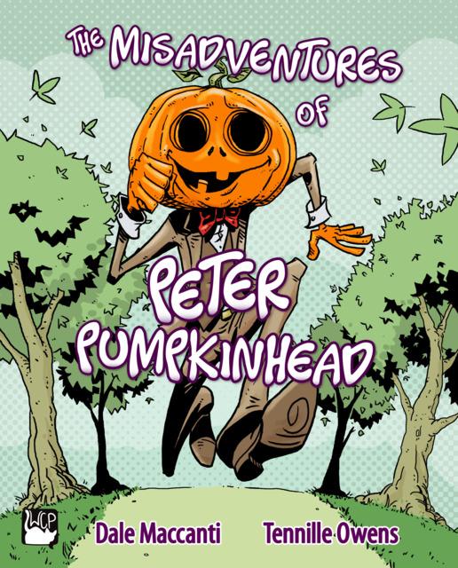 The Misadventures of Peter Pumpkinhead