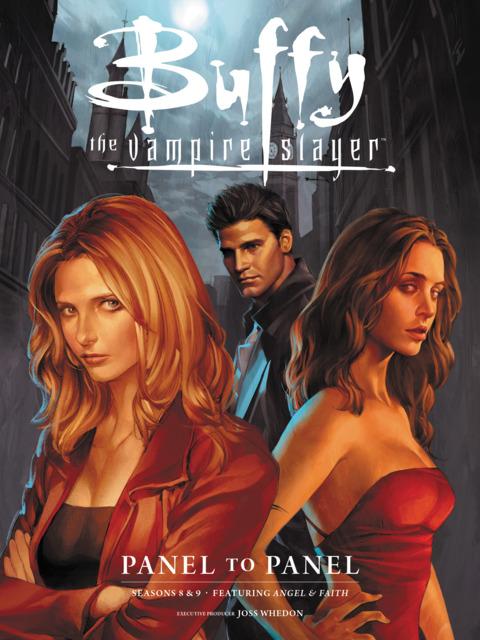 Buffy The Vampire Slayer: Panel To Panel: Seasons 8 & 9