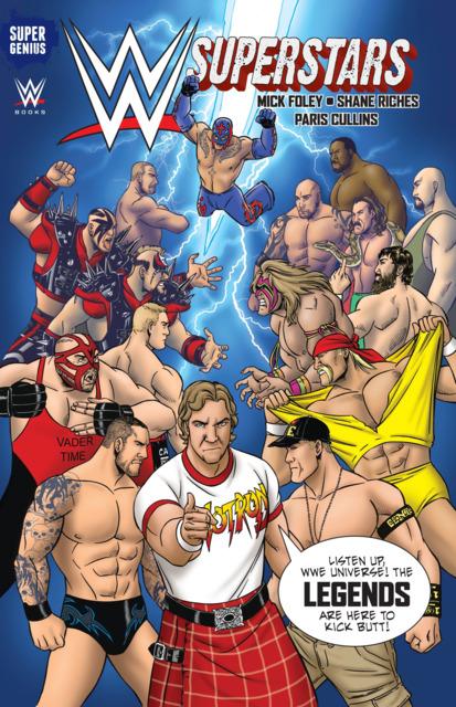 WWE Superstars: Legends