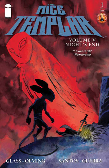 The Mice Templar, Volume V: Night's End