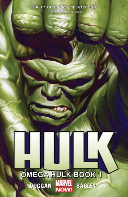 Hulk: Omega Hulk