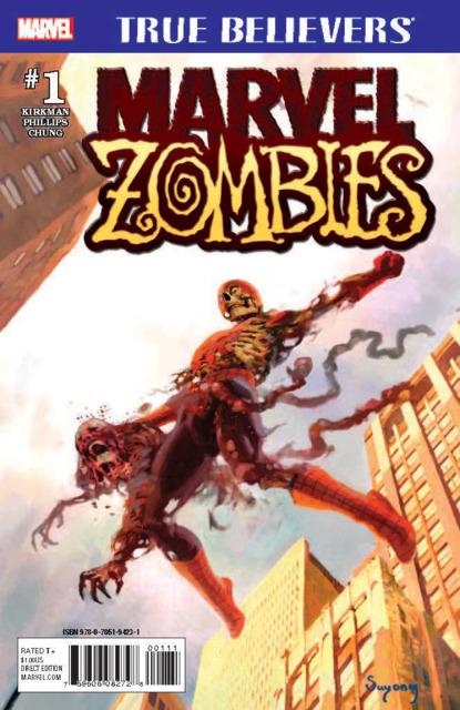True Believers: Marvel Zombies