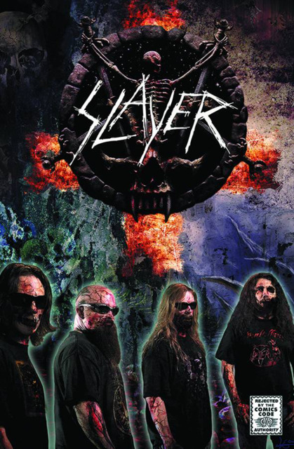 Rock & Roll Biographies: Slayer