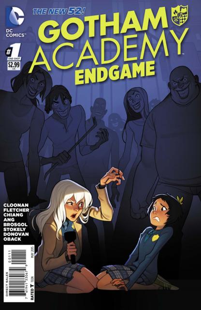 Gotham Academy: Endgame