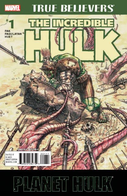True Believers: Planet Hulk