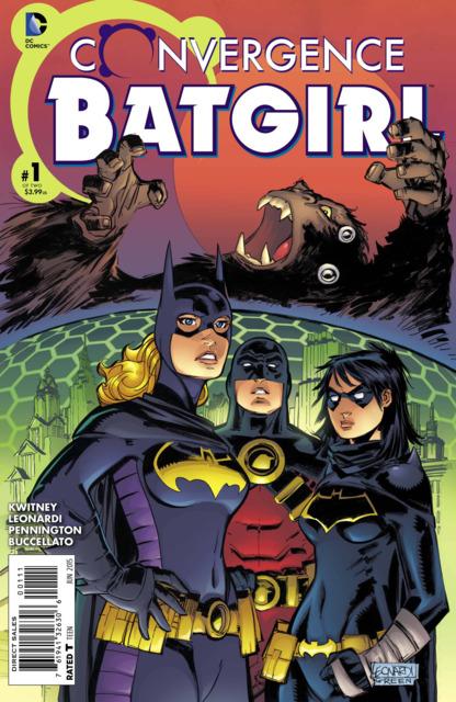 Convergence Batgirl