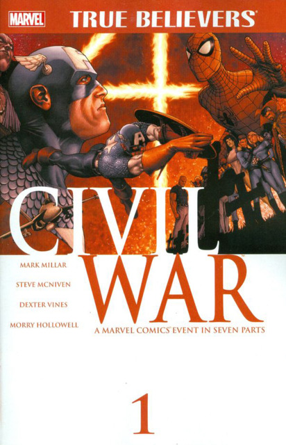 True Believers: Civil War