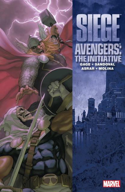 Siege: Avengers: The Initiative