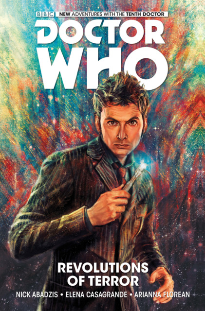 Doctor Who: The Tenth Doctor - Revolutions of Terror