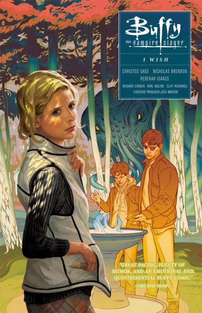 Buffy the Vampire Slayer Season 10: I Wish