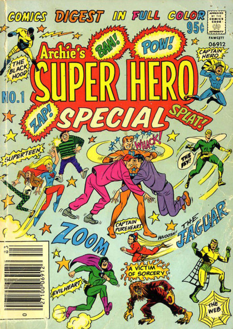 Archie's Super Hero Special