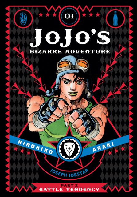 JoJo's Bizarre Adventure: Battle Tendency