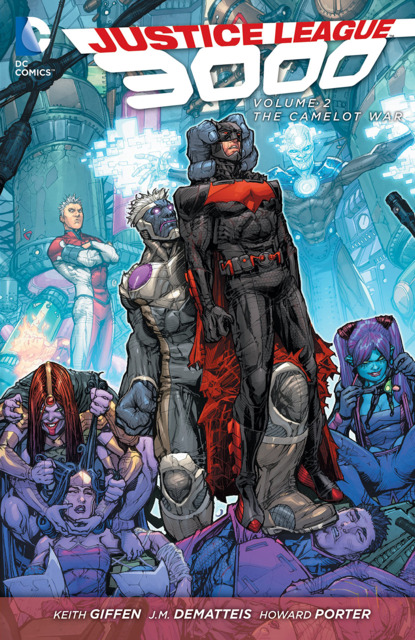 Justice League 3000: The Camelot War