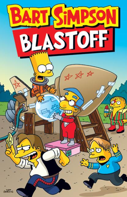 Bart Simpson: Blastoff