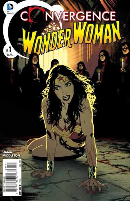 Convergence Wonder Woman