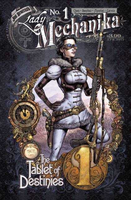 Lady Mechanika: The Tablet of Destinies