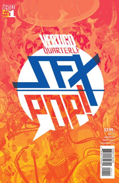 Vertigo Quarterly SFX