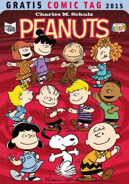 Peanuts: Gratis Comic Tag 2015