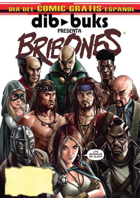 Dibbuks Presenta Bribones