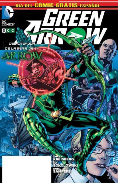 Green Arrow DDCGE