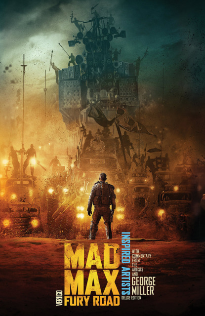 Mad Max: Fury Road Inspired Artists - Deluxe Edition
