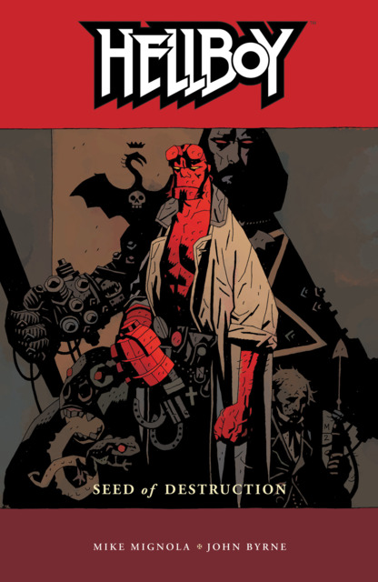 Hellboy: Seed of Destruction
