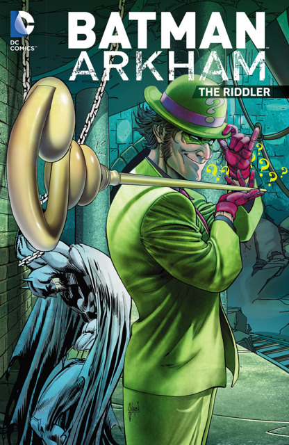 Batman: Arkham - The Riddler