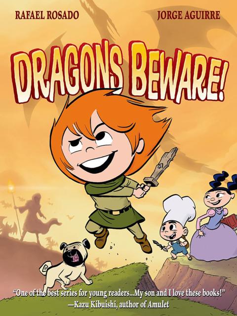 Dragons Beware!