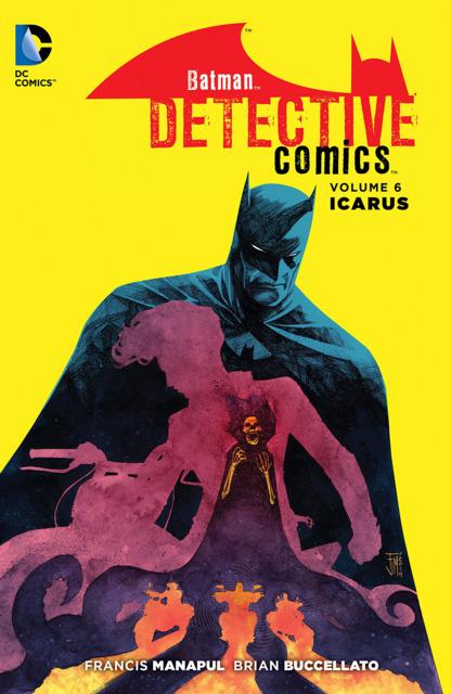 Batman - Detective Comics: Icarus