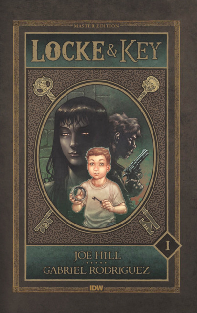 Locke & Key, Master Edition