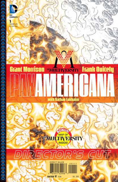 The Multiversity: Pax Americana Director's Cut