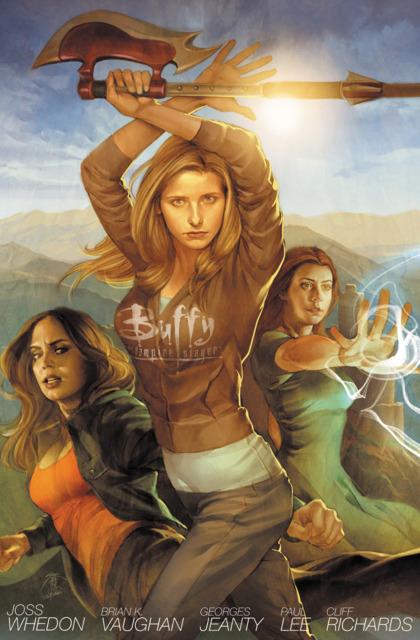 Buffy The Vampire Slayer Season 8: Library Edition