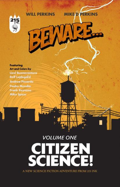 Beware...: Citizen Science!