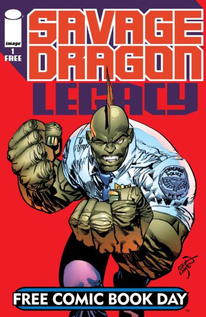 Savage Dragon Legacy FCBD