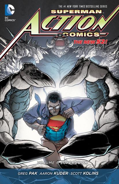 Superman - Action Comics: Superdoom