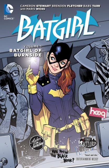 Batgirl: Batgirl of Burnside
