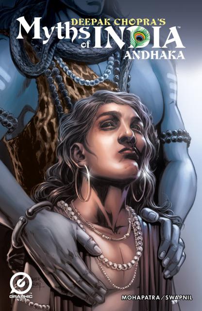 Myths of India: Andhaka
