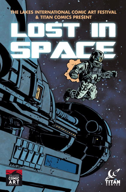 Lost in Space: The Lakes International Comic Art Festival Anthology 2015