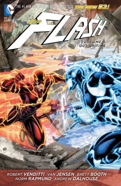 The Flash: Out of Time