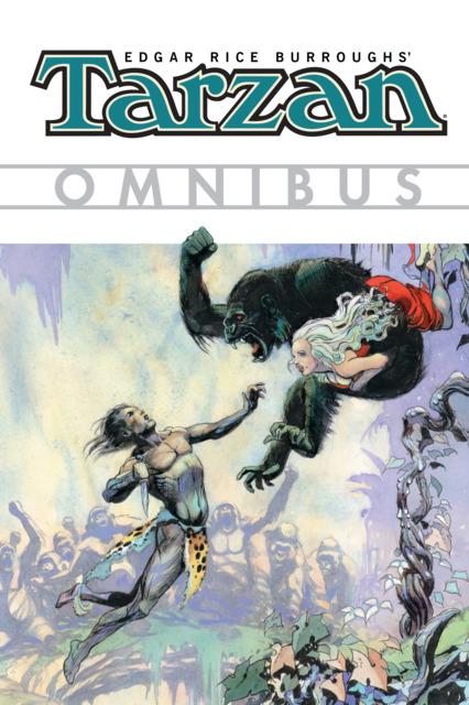 Edgar Rice Burroughs' Tarzan Omnibus