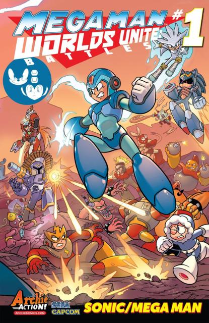 Mega Man: Worlds Unite Battles
