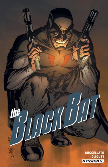 The Black Bat Omnibus: Redemption