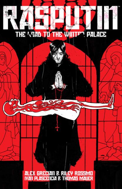 Rasputin: The Road To the Winter Palace