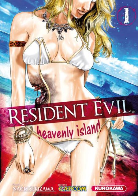 Resident Evil: Heavenly Island