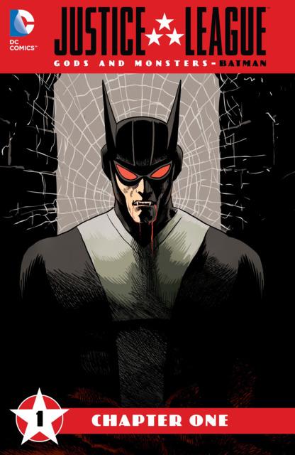 Justice League: Gods and Monsters - Batman