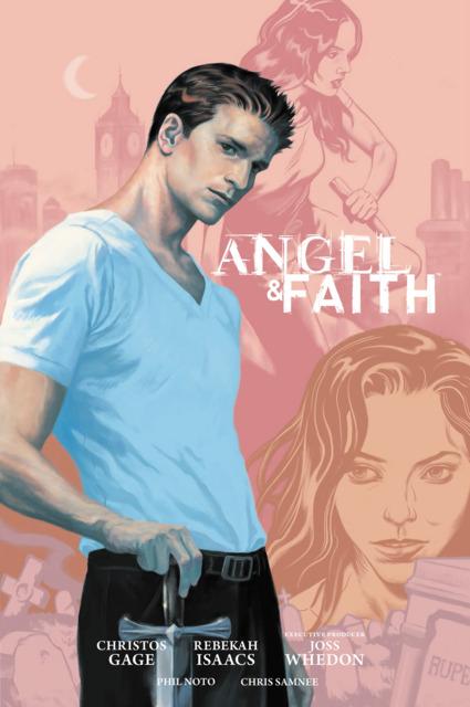 Angel & Faith: Season 9 Library Edition