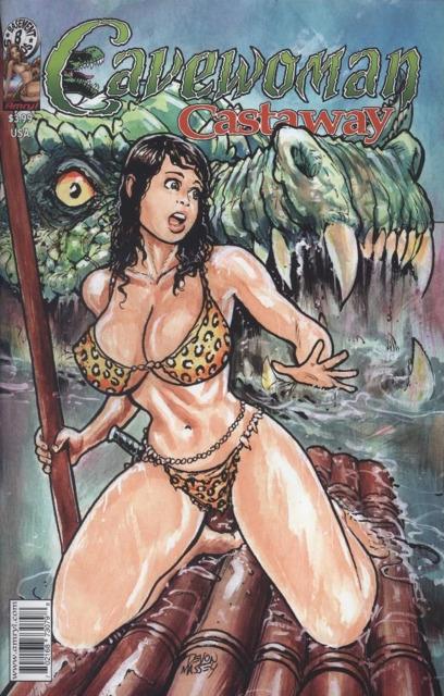 Cavewoman: Castaway