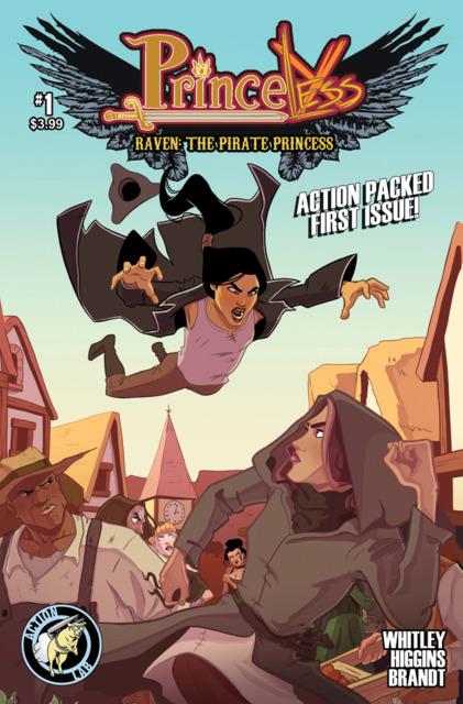 Princeless: Raven, The Pirate Princess