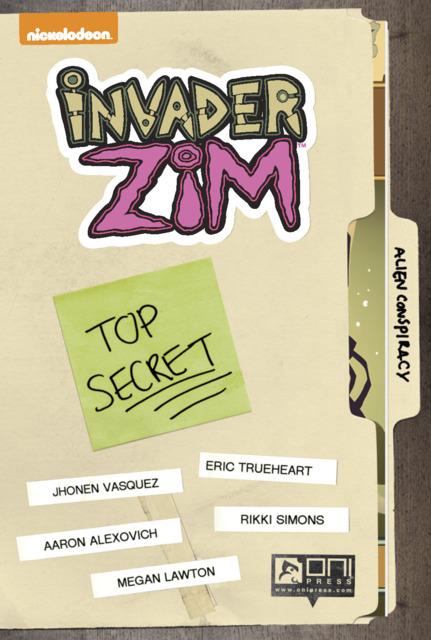 Invader Zim TruthShrieker