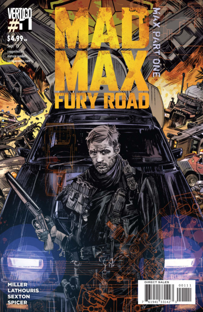 Mad Max: Fury Road: Max
